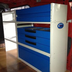 Van Drawers Systems