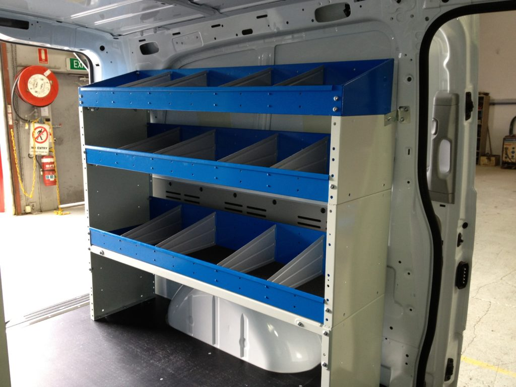 adjustable shelving systems